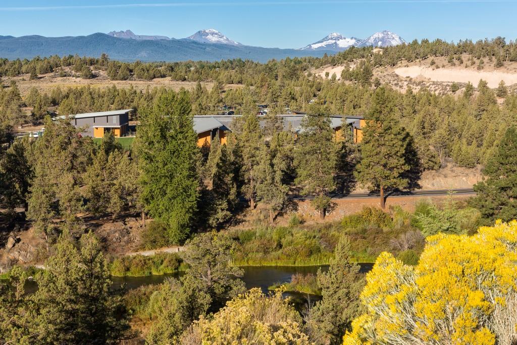 sustainable academic architects Cascades Academy