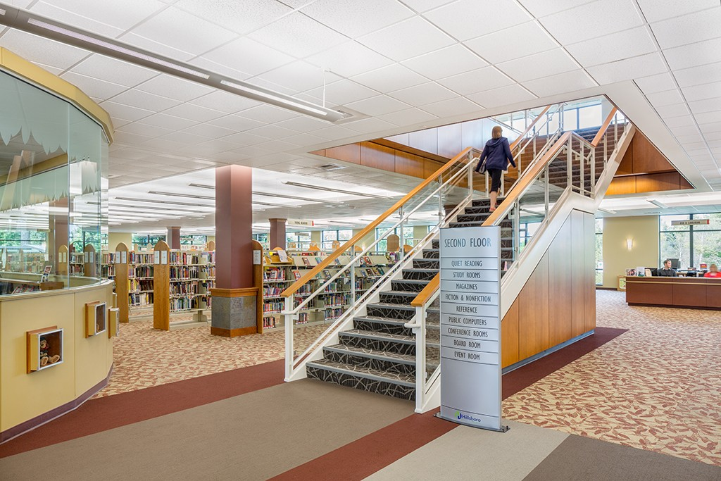 Portland Library Meeting Rooms