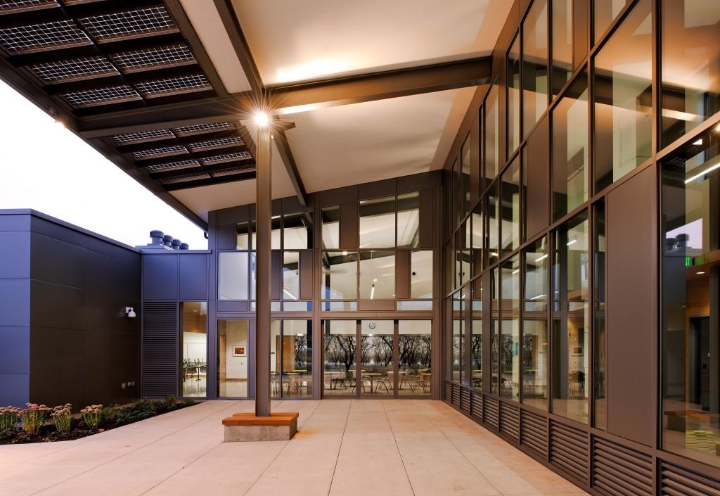 Pcc Newberg Center Academic Sustainable Architecture Hennebery Eddy