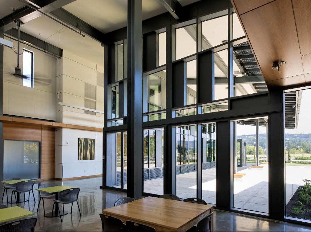 Pcc Newberg Center Sustainable Interior Classroom Design