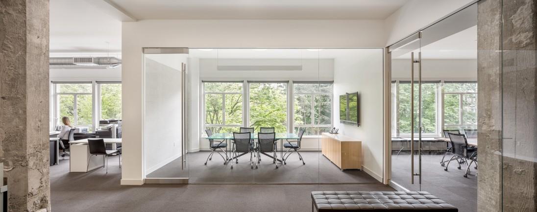 Hennebery Eddy Architects Portland office