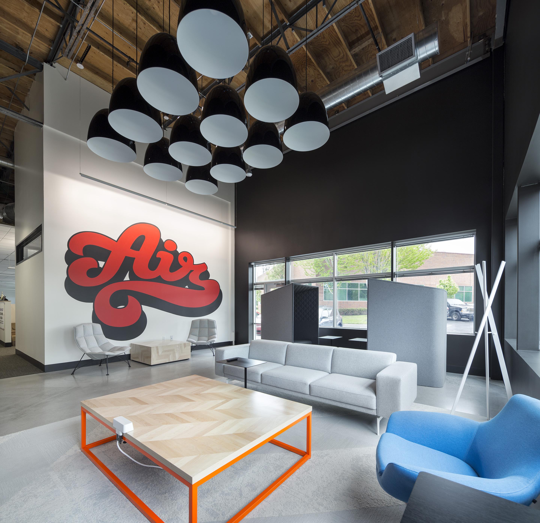 tech freestyle flexible office design