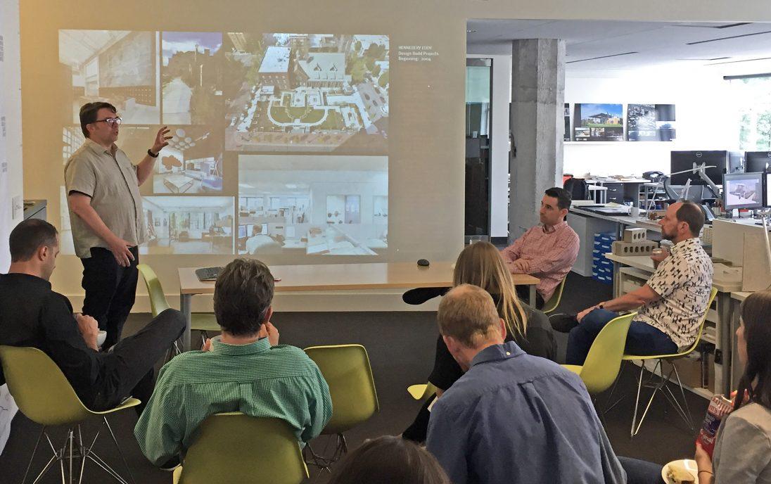 design-build delivery benefits presentation