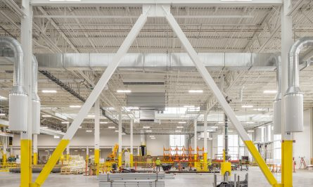 sustainable manufacturing facility design
