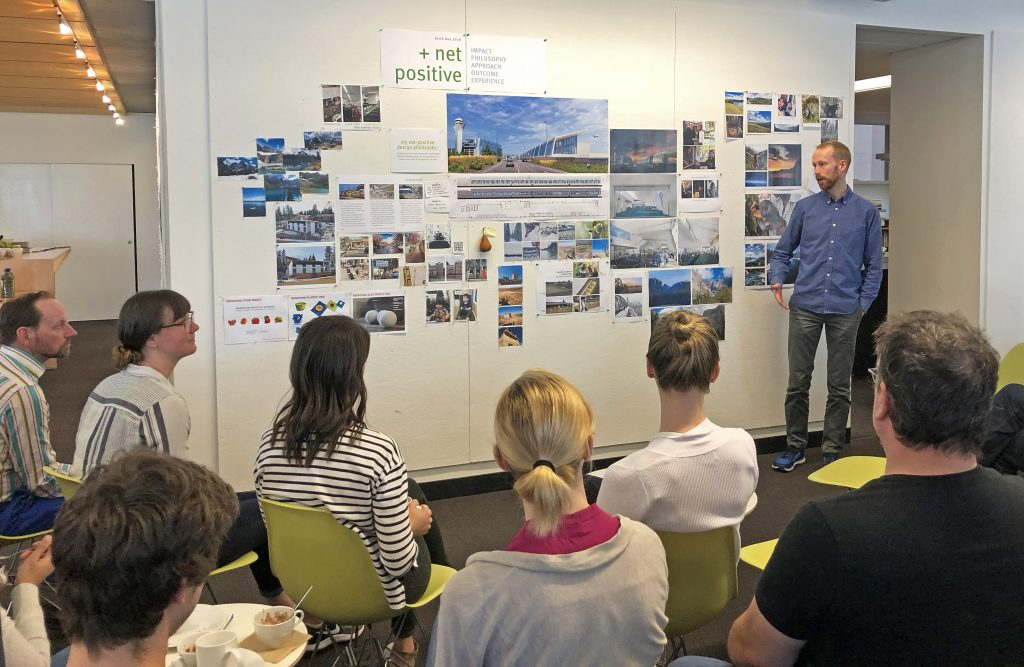 Portland design firm Earth Day event