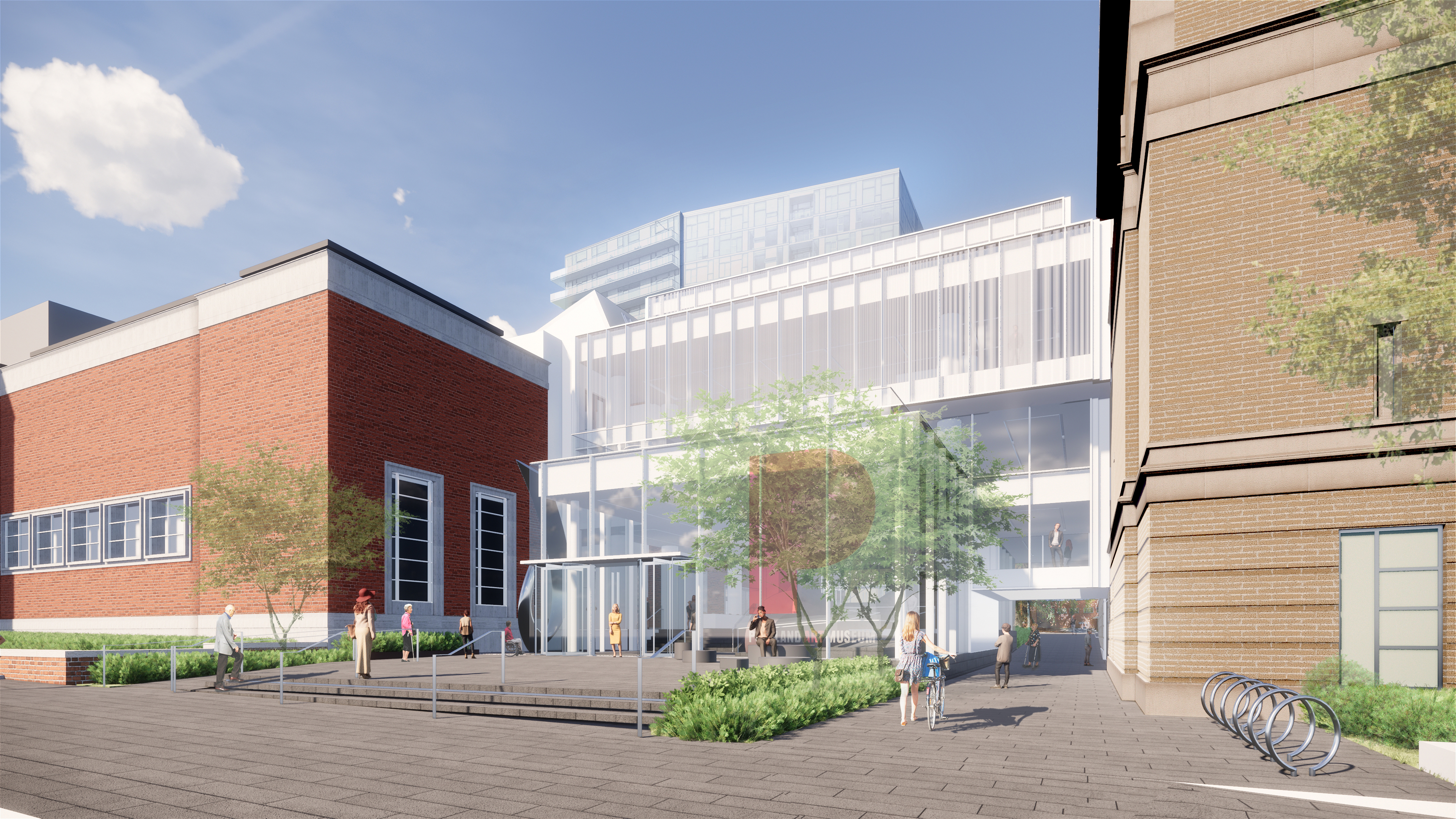 PAM Rothko Pavilion Hennebery Eddy Architects Portland Oregon