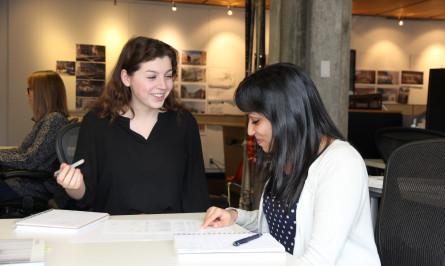 Hennebery Eddy Architects Net Zero Emerging Leaders intern Madelaine Murray