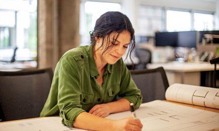 Haley Teske design intern