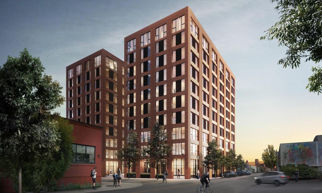 biotech building design by Hennebery Eddy Architects
